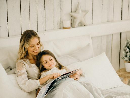 用心陪伴,是睡眠儀式的核心(小童篇)