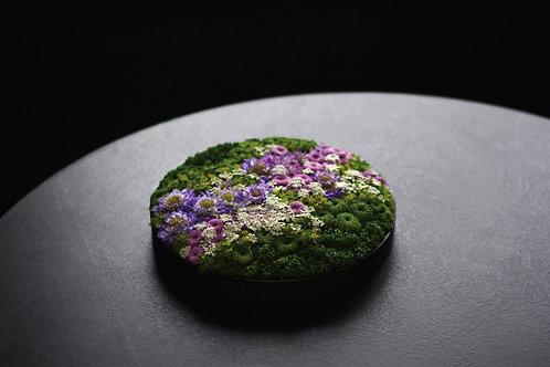 花山  Hanayama 中(生花)