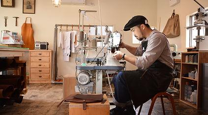 NORDFELD(ノルドフェルド)の革鞄作りについて