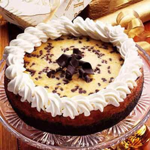 Irish Cream Cheesecake-Slice