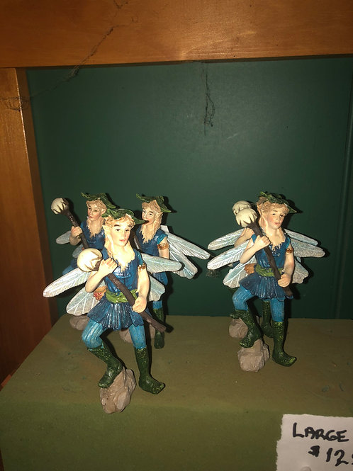 Large Fairies
