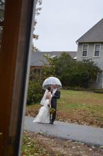 A Kiss in the Rain at Hartman's