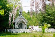 Tiny Chapel at Hartman's Herb  Farm
