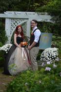 Wedding Under the Pergola