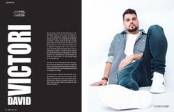 David Victori - MEW Magazine - Editorial