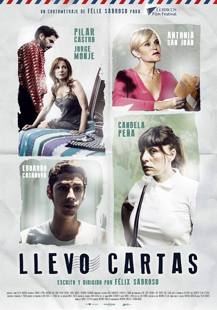 LLEVO CARTAS