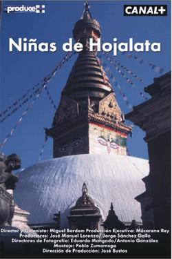 NIÑAS DE HOJALATA