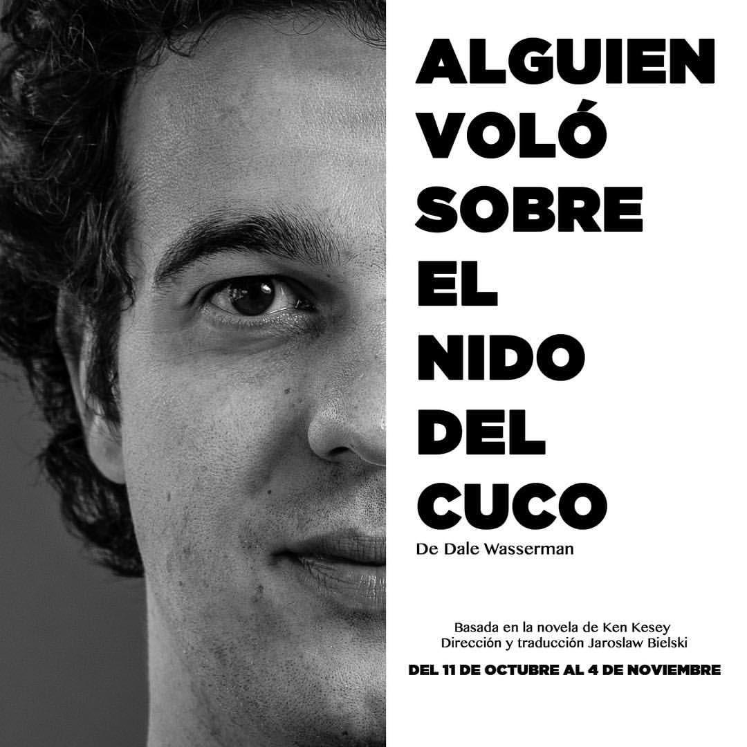 ALGUIEN VOLÓ SOBRE EL NIDO DEL CUCO