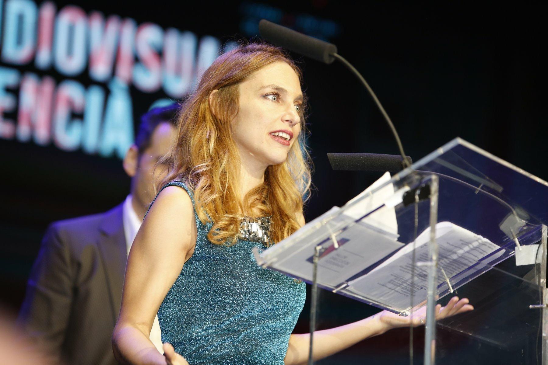 Premio Mejor Actriz Academia Cine Valenc