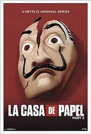 LA CASA DE PAPEL. T2