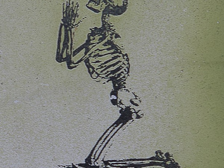 Psalm 34:15-22 - Being saved bones of Yahweh
