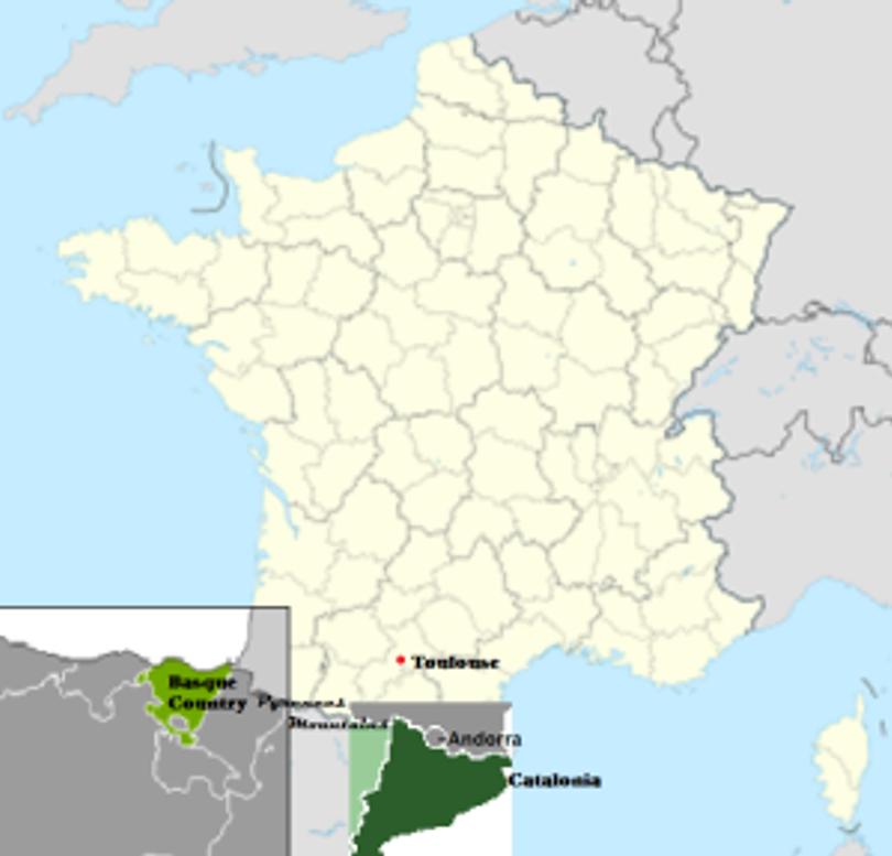 midi-pyrenees region Toulouse