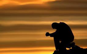 Praying for rebirth