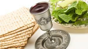 seder cup of wine