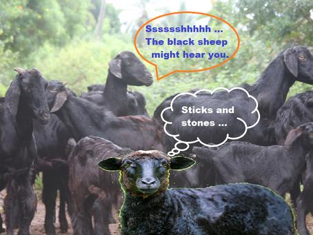Matthew 25:31-33 - Sheep and Goats