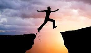 Born to take a leap of faith