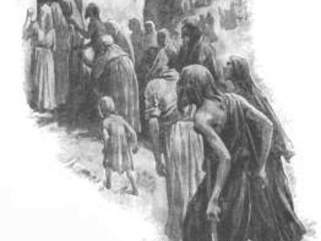 Mark 1:29-39 - The ministry of Jesus begins