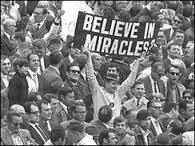 I doubt God is a Mets fan.