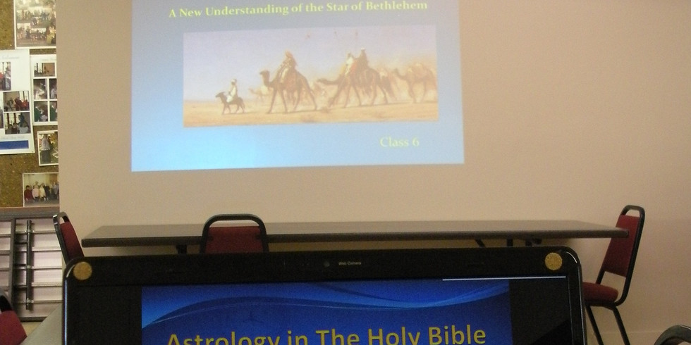 Astrology in the Holy Bible