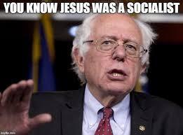 bernie-jesus-socialist