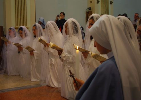 Franciscan Sisters of the Immaculate: