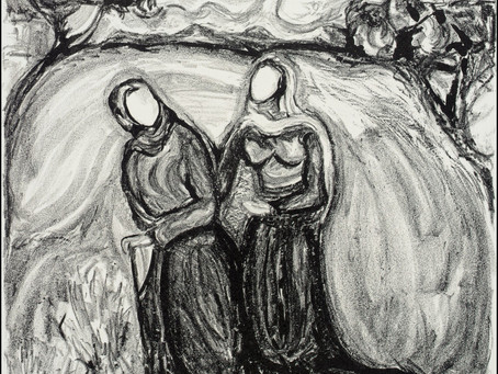 Ruth 1:1-18 - The love of Naomi and Ruth