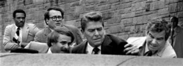 Reagan Shot
