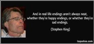 real endings