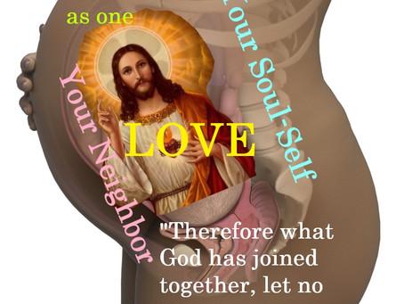 Mark 12:28-34 - Total love means loving Jesus as oneself