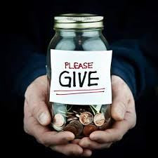 The world's way of giving.