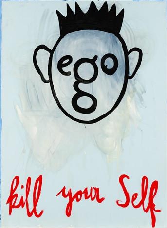 ego kill your Self by Zenita Komad on artnet