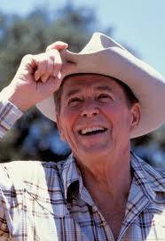 Looking like John Wayne?