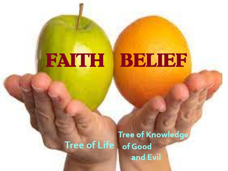 James 2:1-10, [11-13], 14-17 - Understanding the difference between belief and faith