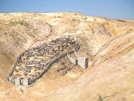 Psalm 48 - Becoming a citadel to Yahweh