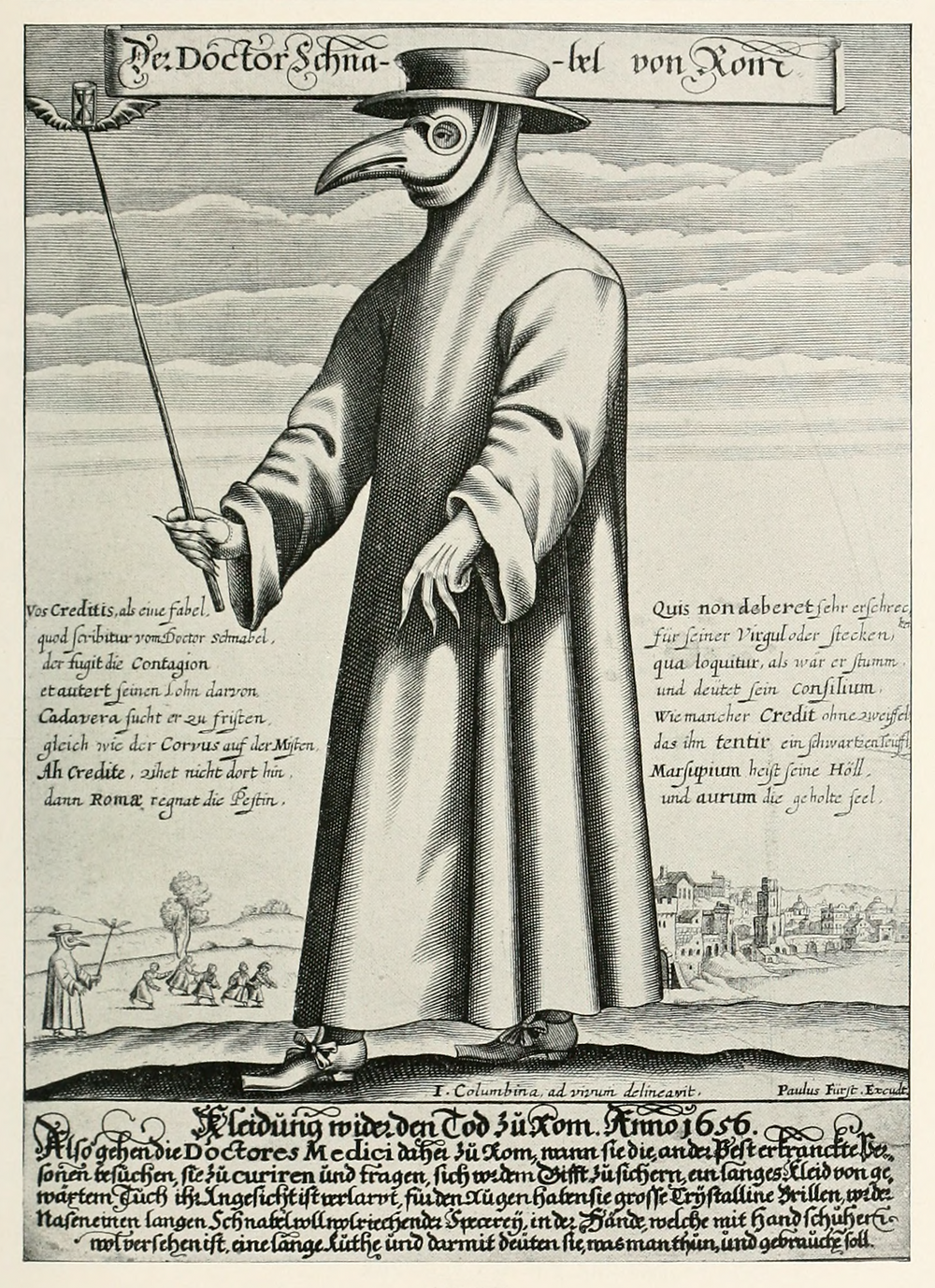 Image result for sanitizer pictures of plague doctors in sixteenth century