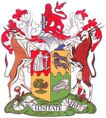 gazelles in heraldry