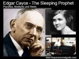Do you think Edgar Cayce had a talent for understanding?