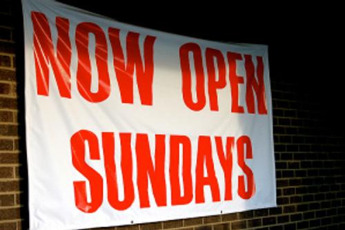 open-sundays