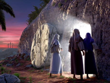 Mark 16:1-8 - An Easter message that packs a wallop of meaning