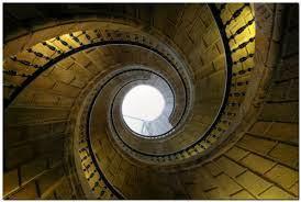 spiral staricase