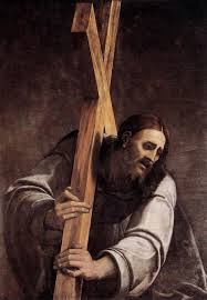 """See yourself as the cross. Then see Jesus as the usher asking, """"Which pew would you like me to place you in?"""""""