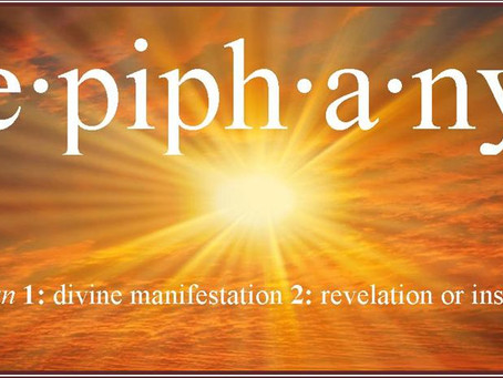 When did Jesus have an Epiphany?