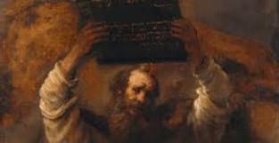 10 commandments picture