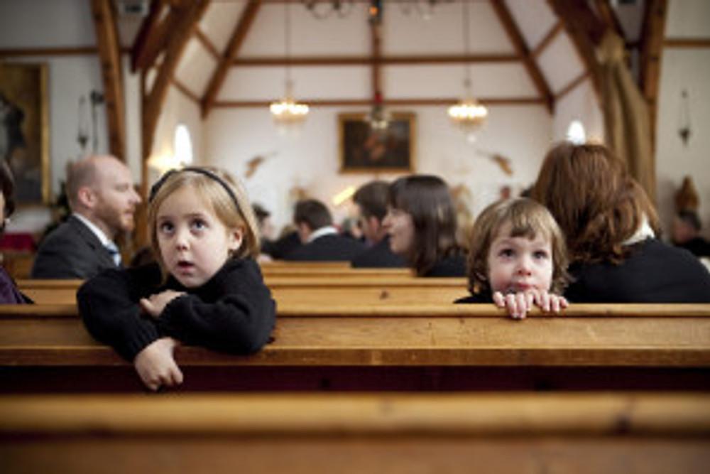 church kids
