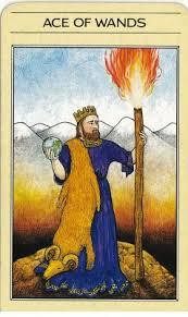The symbolism of Torches.
