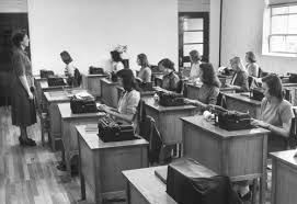 typing class