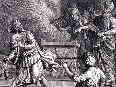 1 Kings 2:10-12; 3:3-14 - The big brain of a little man breaking the rules