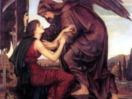 Wisdom of Solomon 1:13-15; 2:23-24 - Of life and death