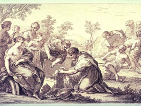 Genesis 31 – The teraphim