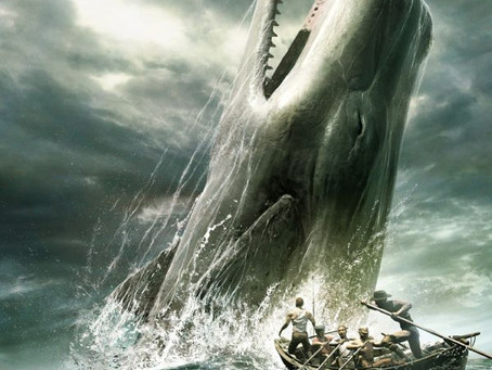 Psalm 104:25-35, 37 - Harpooning the Leviathan